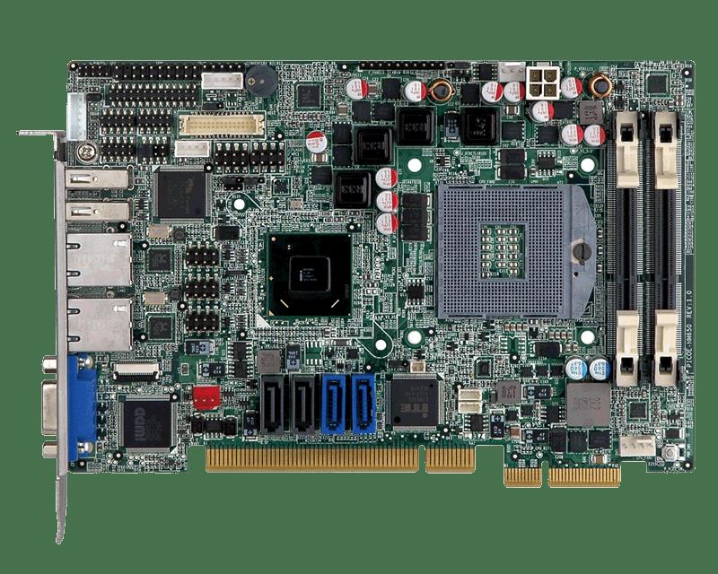 Carte UC Industrielle au format PCI (PICOe)