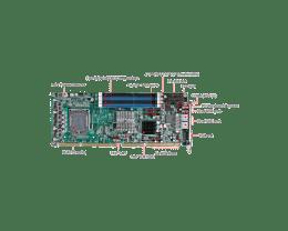 Carte UC Industrielle au format PICMG 1.3, Carte UC Industrielle ROBO-8914VG2AR