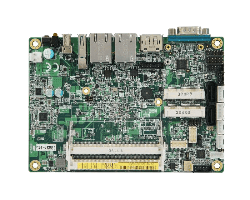 Carte UC Embedded au format 3''1/2, Carte UC Industrielle,Solution Partenaires : IB-897
