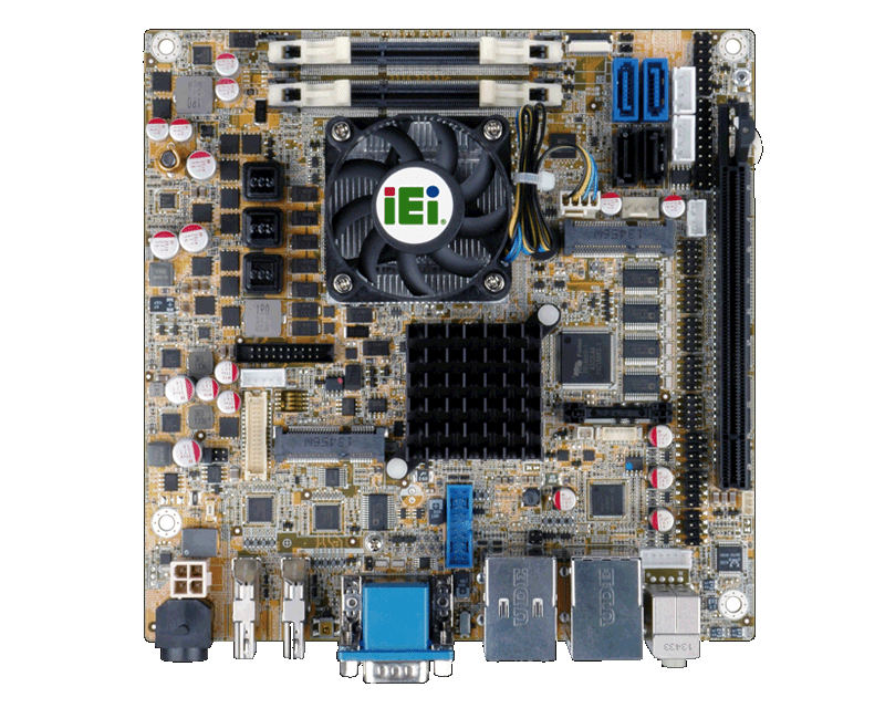 Carte UC Industrielle au format ITX / Mini-ITX, Carte UC Industrielle,Solution Partenaires : KINO-DQM871-i