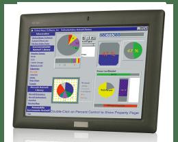 Panel PC IEI - AFOLUX, Panel PC Industriel AFL-08A-N26