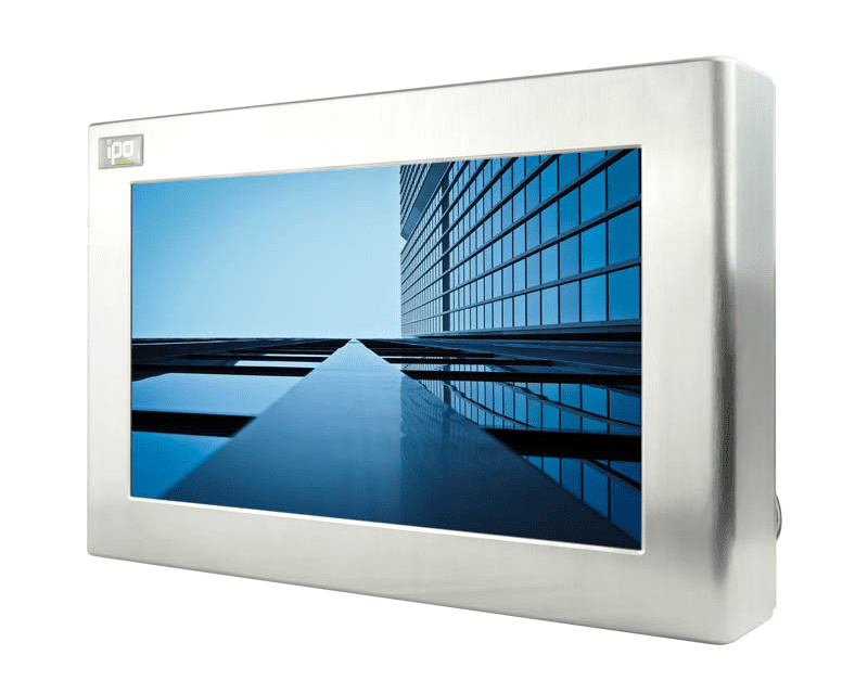 ODYSSEE Panel PC Inox Etanche IP66, Solution IPO Technologie : ODYSSEE-15WQA