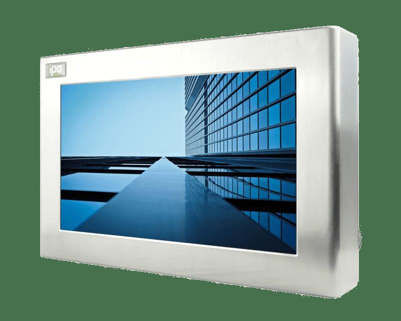 ODYSSEE Panel PC Inox Etanche IP66, Solution IPO Technologie : ODYSSEE-15WQA