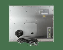 ODYSSEE Panel PC tactile inox - Étanche IP66, ODYSSEE Panel PC coffret inox 316L IP69-IP66,Solution IPO Technologie ODYSSEE-21W/QA