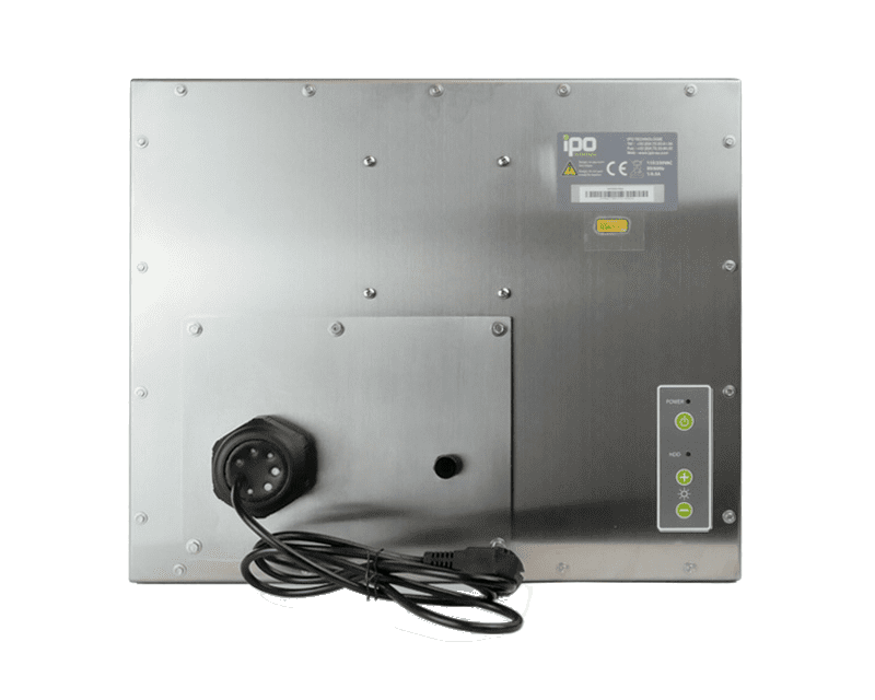 ODYSSEE Panel PC Inox Etanche IP66, Solution IPO Technologie : ODYSSEE-21W/QA