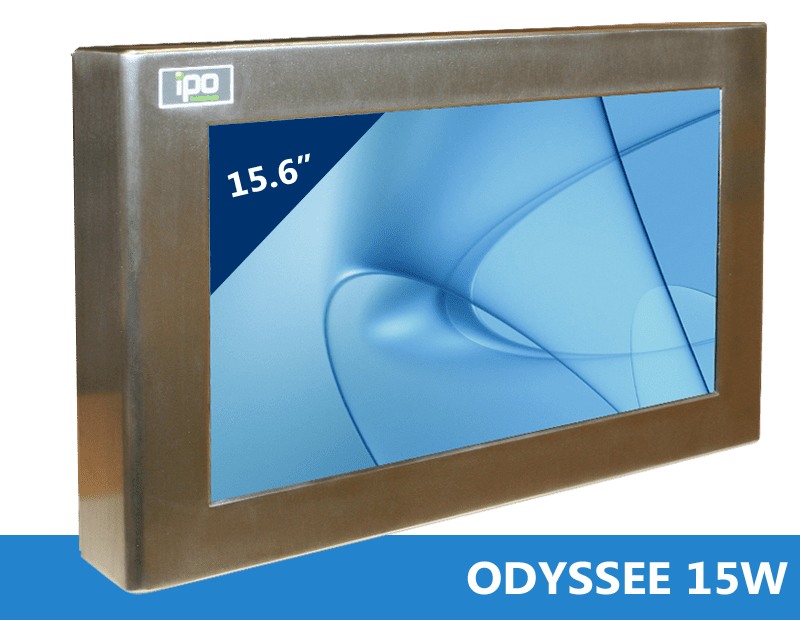 Panel PC coffret Inox Etanche IP66, Panel PC & Moniteur Inox : ODYSSEE-15WQA