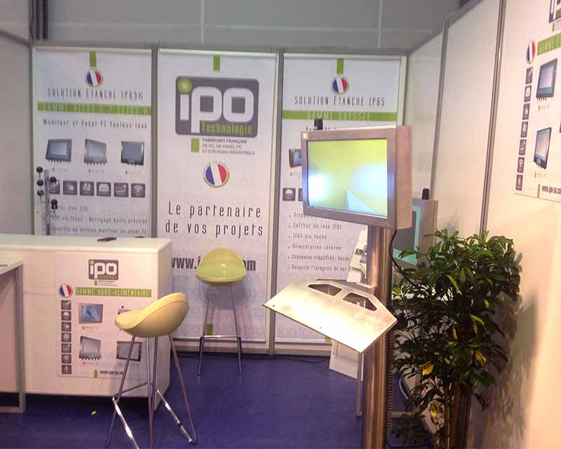 IPO Technologie au Salon CFIA de Rennes 2015
