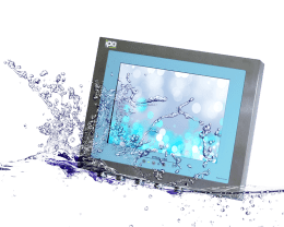 Panel PC industriel Waterproof