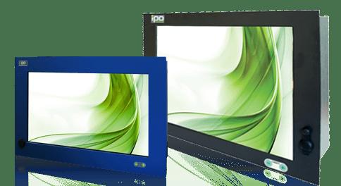 THETIS - Panel PC industriel encastrable