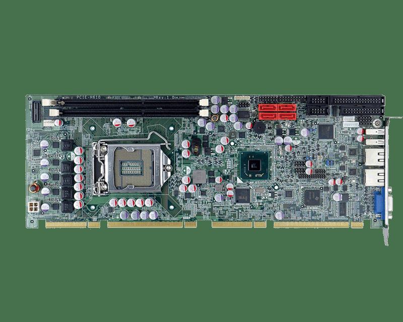 Carte UC Industrielle au format PICMG 1.3 PCIE-H610