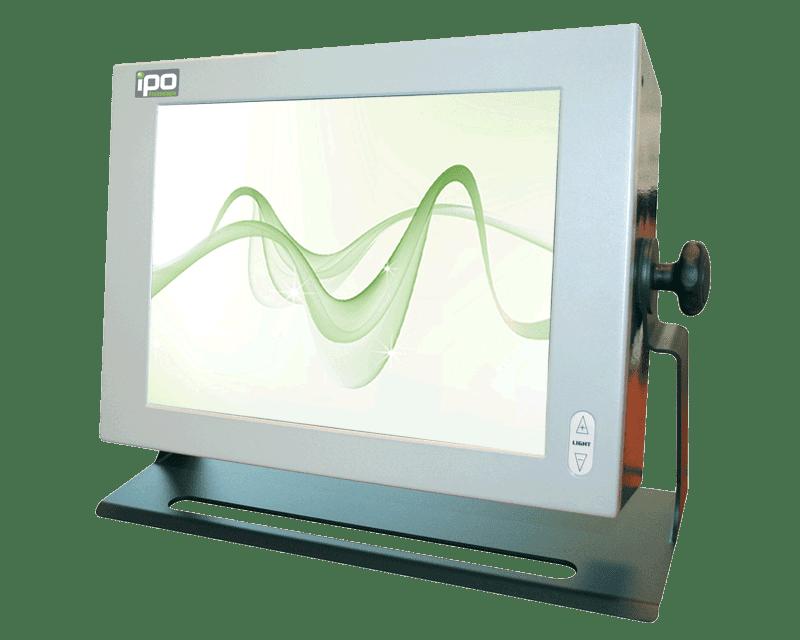 Panel Pc industriel avec Slot disponible gamme HERAS