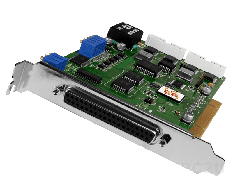 PCI-MULTIFONCTION-board