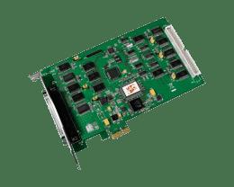 Solution I/O : Acquisition, Multifonctions...,  Carte PCI Express I/O Numérique Non-Isolée – ICP DAS