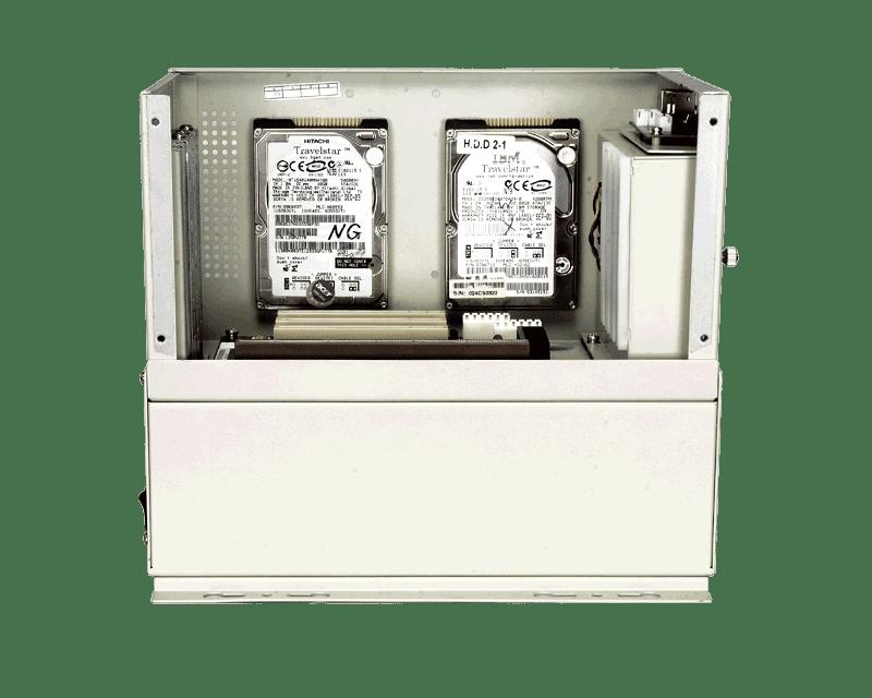 Châssis Compact Industriel court Shoe-Box - PAC-42GHW