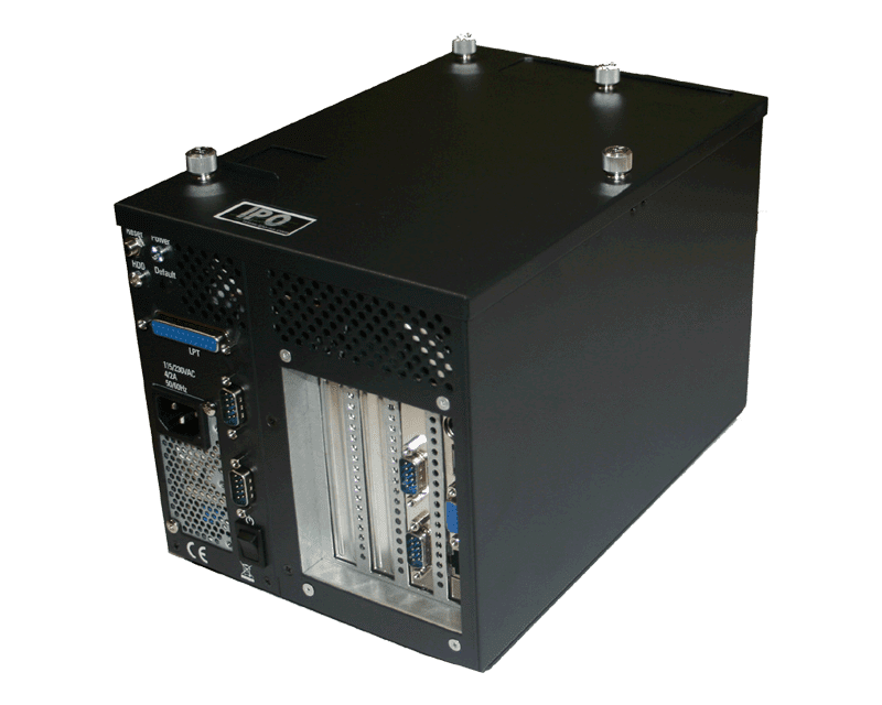 Châssis Compact Industriel court Shoe-Box - PAC-4SCA