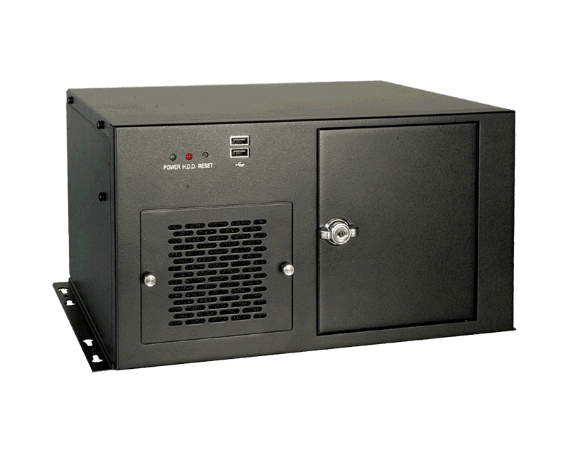 Châssis Compact Industriel court Shoe-Box - PAC-700