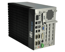 Châssis compact Fanless - Player, Châssis Compact Industriel / Fanless et Players TANK-820-H61