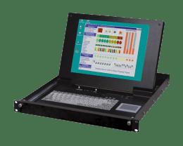 Console 19'' Ecran - clavier KVM
