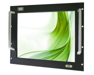 Ecran LCD Industriel Rackable - Gamme IRSVGA