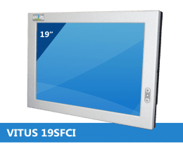 Panel PC Industriel,  VITUS-19SFCI